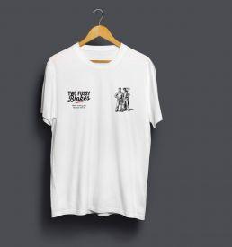 two fussy blokes T-shirt